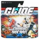 GI Joe Combat heroes Wave 3 storm shadow Barbecue  moc