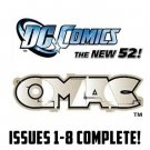 OMAC #1-8 2 3 4 5 6 7 The New 52 DC Comics All 1st Prints 2011 VF/NM New 52