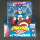 Spider-man and Friends air rescue captain america moc