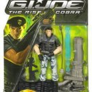 G.I.JOE THE RISE OF COBRA HASBRO 2008 SGT. STONE MOC