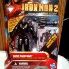 "Marvel Universe 3 3/4"" iron man 2 Movie War Machine moc"