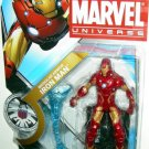 "Marvel Universe 3 3/4"" Modular Armor IRON MAN moc"