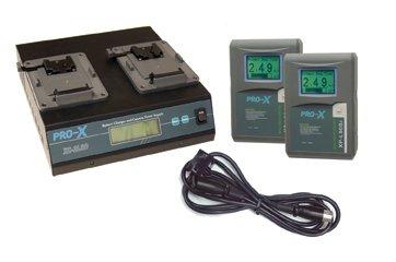 Switronix SX-BK2DS - 1 XC-2LSD, 2 XP-L90Si V-Mount