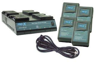 Switronix SX-BK4A - 1 XC-4LA, 4 XP-L90A 3 Stud Mount