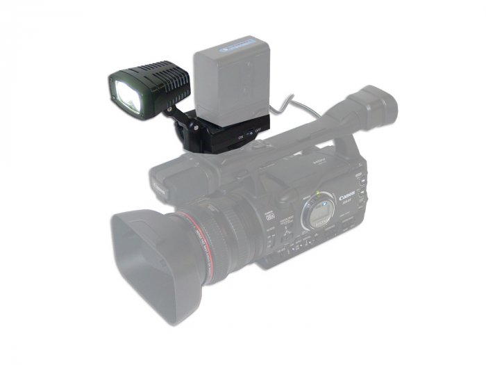 Switronix XD-L56S - On-Camera 7-17v LED Light, w/ Sony L-Series Mount