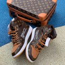 Louis Vuitton bag & shoes BRAND NEW size 11 Mens SB Dunk High