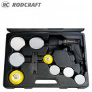 Genuine RodCraft RC7682k mini pistol Sander kit - UK Seller!