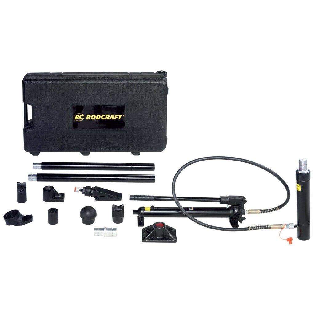Rodcraft HRS10 Full Hydraulic Ram set - UK Seller!