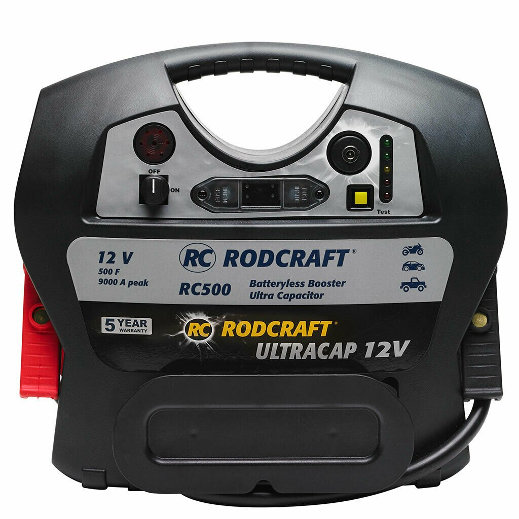 Rodcraft Jump starter RC500 - UK Seller!