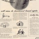 1944 WEAR-EVER ALUMINUM UTENSILS  MAGAZINE AD  (86)