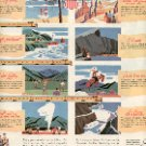 1949 UNION PACIFIC RAILROAD - TO HELP YOU PLAN YOUR VACATION MAGAZINE AD (128)