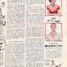 1952 ALLEN-A  ATLASTIC T-SHIRTS MAGAZINE AD GOOD CONDITION (157)
