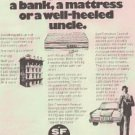 1971 SAN FRANCISCO FEDERAL SAVINGS AND LOAN BANK  MAGAZINE AD  (58)