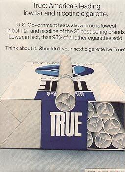 Virginia State Sales Tax >> 1972 TRUE CIGARETTES MAGAZINE AD (12)