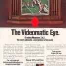 1972 MAGNAVOX THE VIDEOMATIC EYE TV MAGAZINE AD  (16)
