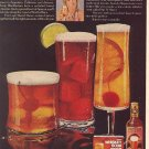 1972 HOLLAND HOUSE COCKTAIL MIXES  MAGAZINE AD  (49)
