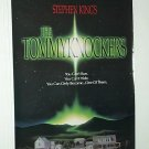 THE TOMMYKNOCKERS with MARY HELGENBERGER & JIMMY SMITS 1993 ONE SHEET MOVIE POSTER # 38 VGC