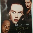 PORTRAIT OF A LADY  with NICOLE KIDMAN & BARBARA HERSHEY 1996 ONE SHEET MOVIE VIDEO POSTER # 78 MINT