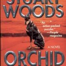 ORCHID BEACH by STUART WOODS  1999 MYSTERY  PAPERBACK BOOK NEAR MINT