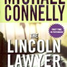 THE LINCOLN LAWYER by MICHAEL CONNELLY 2006 PAPERBACK BOOK NEAR MINT