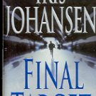 FINAL TARGET by IRIS JOHANSEN 2002 PAPERBACK BOOK NEAR MINT
