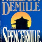 SPENCERVILLE by NELSON DEMILLE 1995 PAPERBACK BOOK VERY GOOD CONDITION