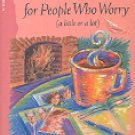 365 BIBLE PROMISES FOR PEOPLE WHO WORRY by ALICE CHAPIN 1998 PAPERBACK BOOK NEAR MINT