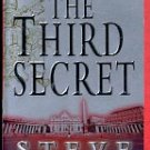THE THIRD SECRET by STEVE BERRY 2006 PAPERBACK BOOK NEAR MINT