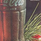 1966 COKE COCA-COLA  AD  CHRISTMAS WITHOUT COKE  BAH HUMBUG MAGAZINE AD  (10)