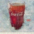 1959 COKE COCA-COLA  AD  MAGAZINE AD  (20)