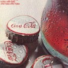1966 COKE COCA-COLA  AD  COKE AFTER COKE AFTER COKE  MAGAZINE AD  (3)