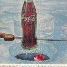 1960 COKE COCA-COLA  AD  MAGAZINE AD  (33)
