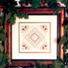 AUTUMN ACORNS CROSS STITCH BOOKLET by PATRICIA ANN BAGE CRAFT BOOK NEW
