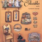 CLASSIC COLLECTIBLES ACRYLIC PAINTING UNSEALED WOOD VOL 3 by BONNIE SEAMAN 1987 CRAFT BOOK NEAR MINT