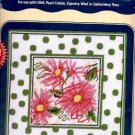 DAISY POLKA DOT DMC NEEDLEPOINT CANVAS COLLECTION CRAFT BOOK  NEW