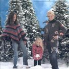 INSPIRATIONS KNIT & CROCHET AUTUMN & WINTER COLLECTION # 4 BOOKLET 2004 CRAFT BOOK NEW