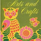 LEEWARDS ILLUSTRATED LIBRARY OF ARTS AND CRAFTS  VOL 1 CRAFT HARDBACK BOOK VERY GOOD CONDITION