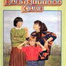 CLAUDIA AND MEAN JANINE by ANN M. MARTIN BABY-SITTERS CLUB # 7 PAPERBACK BOOK 1987 GOOD CONDITION