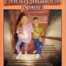 THE GHOST AT DAWN'S HOUSE by ANN MARTIN THE BABY-SITTERS CLUB # 9 PAPERBACK BOOK 1987 GOOD CONDITION