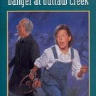 THE JOURNEYS OF JESSIE LAND # 4 DANGER AT OUTLAW CREEK by JERRY JERMAN 1995 PAPERBACK BOOK MINT