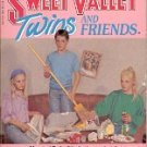 SWEET VALLEY TWINS & FRIENDS #54 THE BIG PARTY WEEKEND by FRANCINE PASCAL 1991 PAPERBACK BOOK NMINT