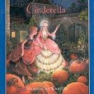 CINDERELLA  by SAMANTHA EASTON 1992 CHILDREN'S HARDBACK BOOK NEAR MINT