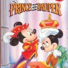 DISNEY'S THE PRINCE AND THE PAUPER FIRST AMERICAN EDITION 1993 CHILDREN'S HARDBACK BOOK MINT