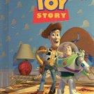DISNEY'S   TOY STORY   1996  CHILDREN'S HARDBACK BOOK  #2  GOOD CONDITION