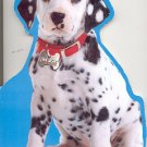 DISNEY'S 102 DALMATIANS TAKE ME HOME 2000 CHILDREN'S HARDBOARD DOG SHAPED BOOK VERY GOOD CONDITION