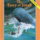 THE STORY OF JONAH  BY LAURENCE SCHORSCH READ ALONG WITH ME 1992 CHILDREN'S HARDBACK BOOK MINT
