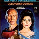 STAR TREK THE NEXT GENERATION #11 GULLIVER'S FUGITIVES BY KEITH SHAREE 1990 PAPERBACK BOOK NEAR MINT
