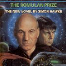 STAR TREK - THE NEXT GENERATION # 26 THE ROMULAN PRIZE BY SIMON HAWKE 1993 PAPERBACK BOOK NEAR MINT