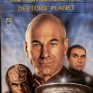 STAR TREK THE NEXT GENERATION # 30 DEBTORS' PLANET BY W. R. THOMPSON 1994 PAPERBACK BOOK NEAR MINT