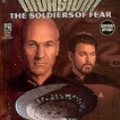 STAR TREK-THE NEXT GENERATION INVASION #41 THE SOLDIERS OF FEAR (BK 2 OF 4) PAPERBACK BOOK NEAR MINT